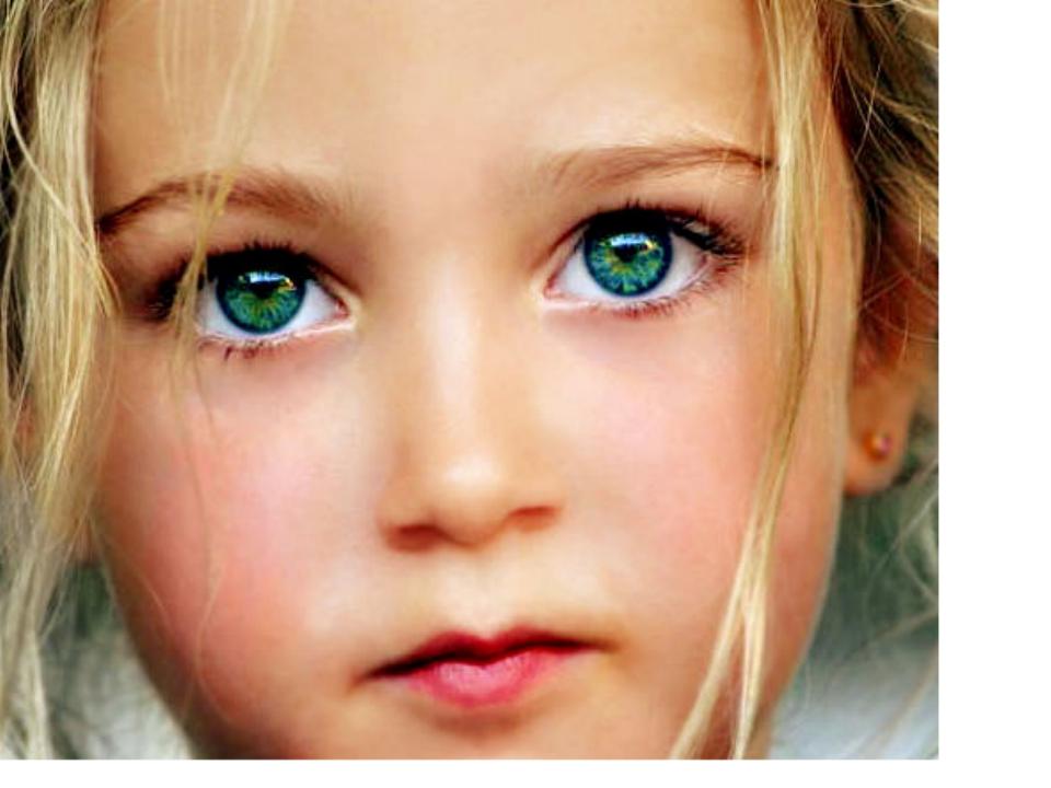какие самые прекрасные глаза считаются