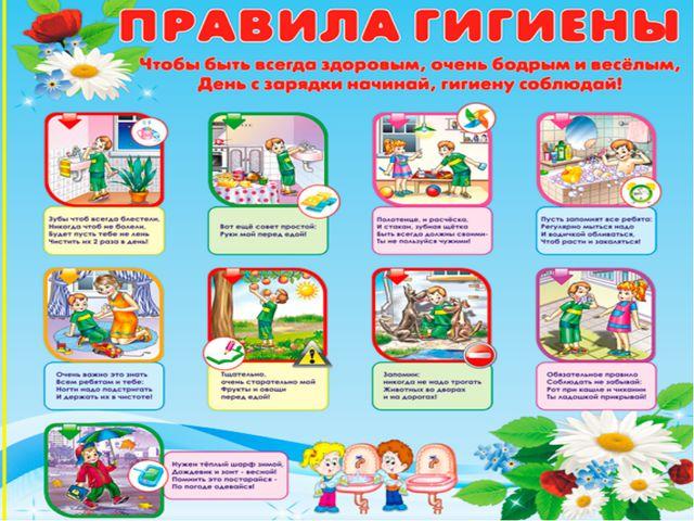 Картинки о чистоте