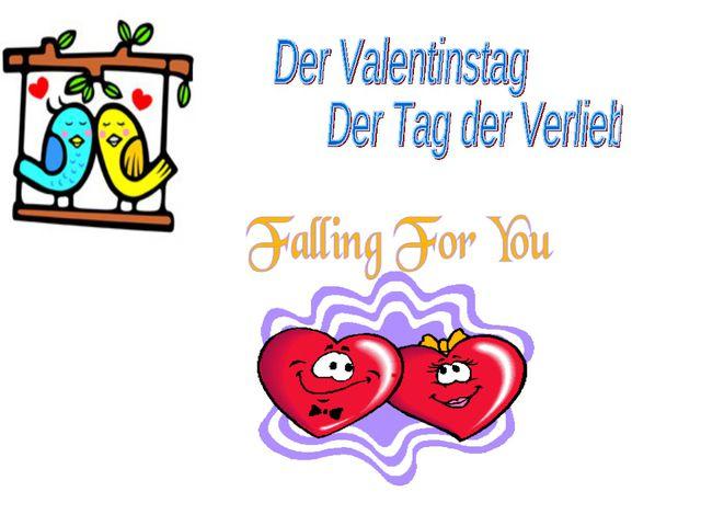 Valentinstag in deutschland prasentation
