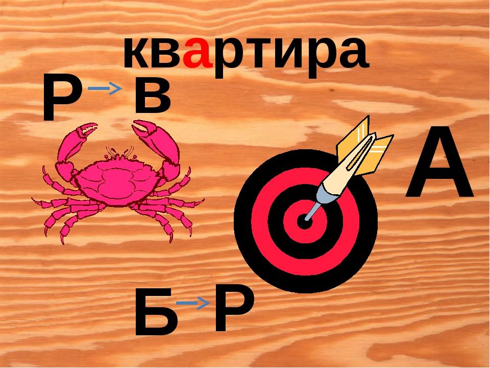 квартира А Р в Р Б