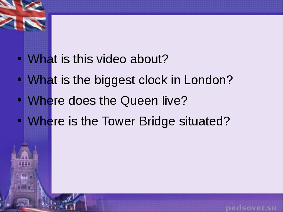 What is this video about? What is the biggest clock in London? Where does th...