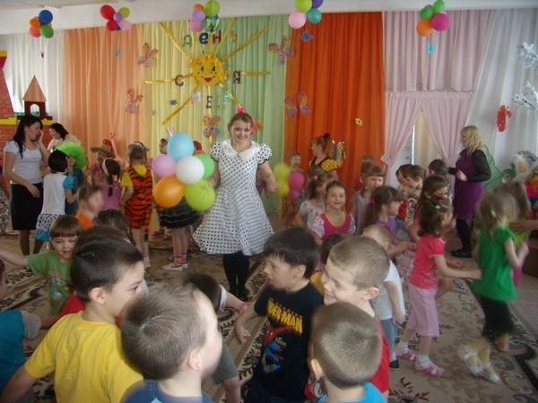 Детский сад № 59 «Дружба» город Набережные Челны