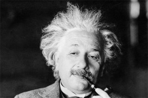 Глаза Альберта Эйнштейна
