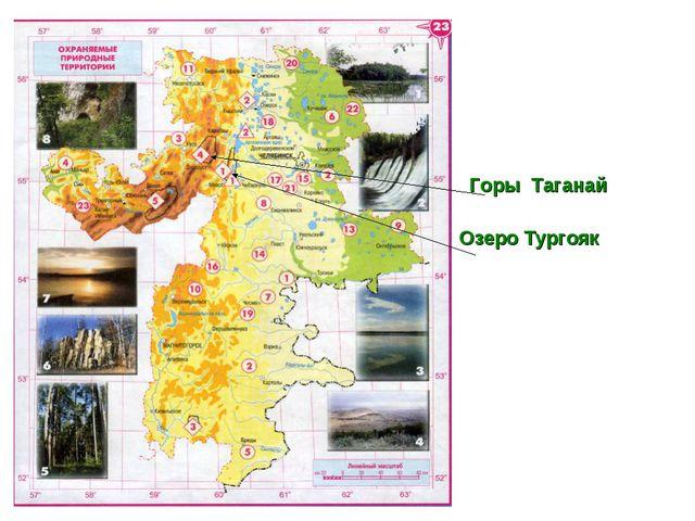 Горы Таганай Озеро Тургояк