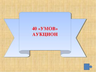 40 «УМОВ» АУКЦИОН