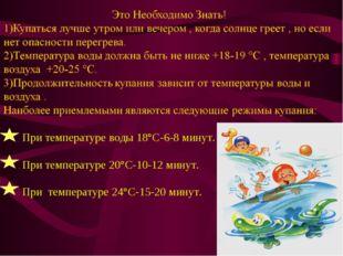 При температуре воды 18°C-6-8 минут. При температуре 20°C-10-12 минут. При т
