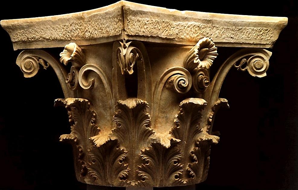 05 Навершие коринфской колонны из Эпидавра..jpg