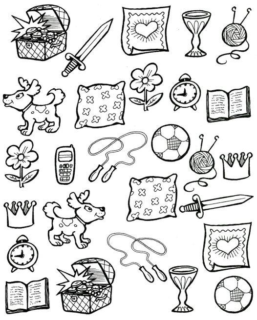 Игра в картинках для дошкольников