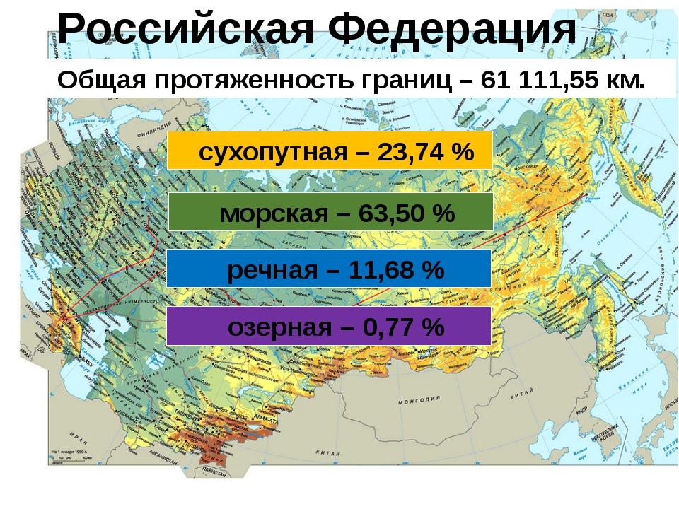 Административно-территориальное устройство РФ Основные положения Конституции...