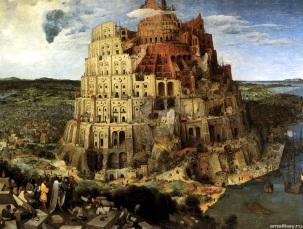 Питер Брейгель Вавилонская башня