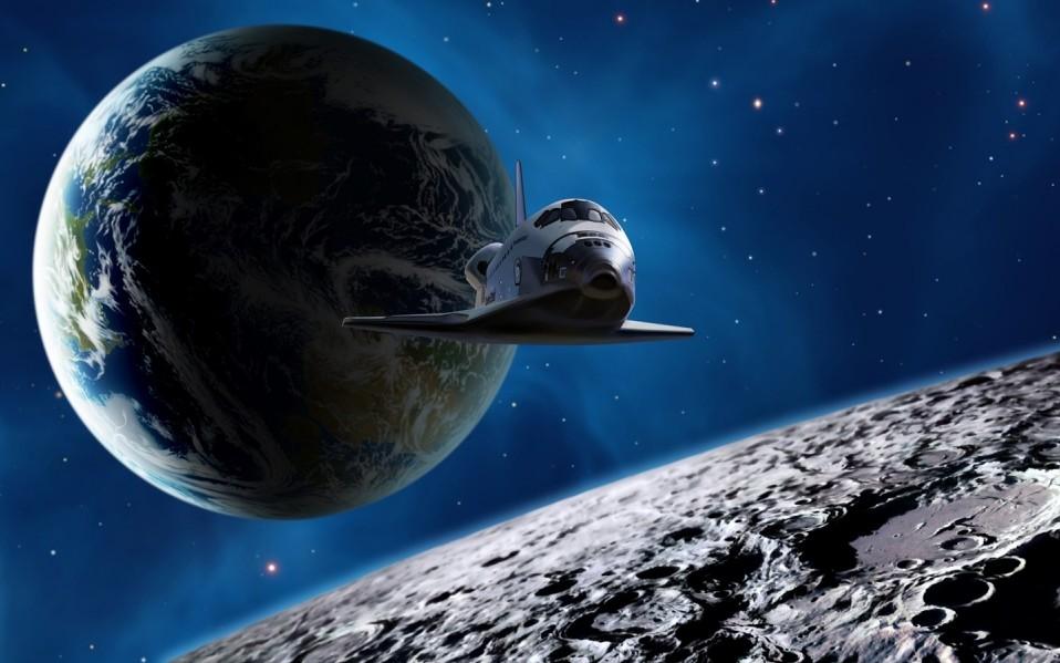 Космический полет обои, фото, картинки