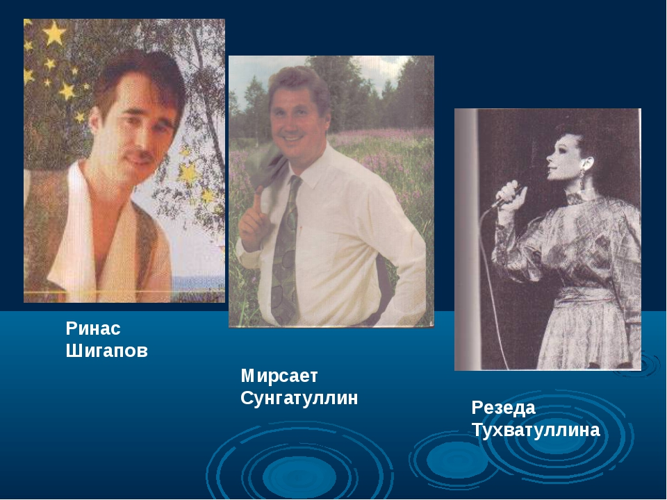 Мирсает Сунгатуллин Ринас Шигапов Резеда Тухватуллина