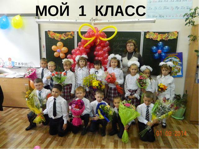 МОЙ 1 КЛАСС