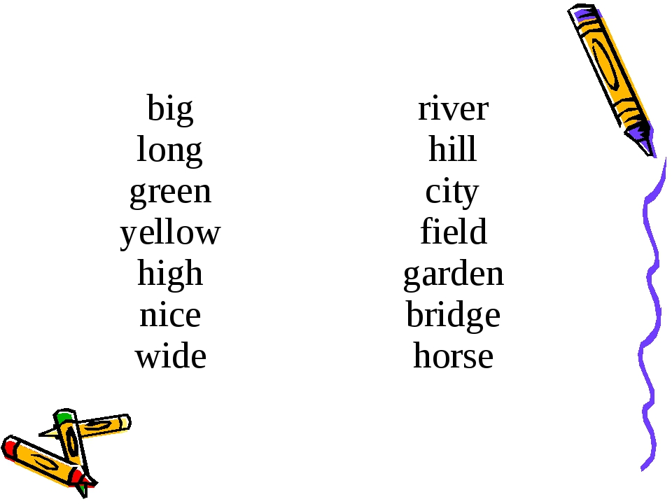 big long green yellow high nice wide	river hill city field garden bridge horse