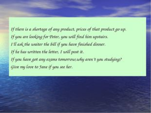 If there is a shortage of any product, prices of that product go up. If you
