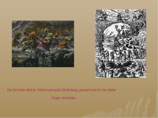 Der Brocken wird im Volksmund auch Blocksberg genannt und ist von vielen Sage