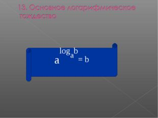 alogab= b