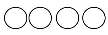 Треугольники и круги