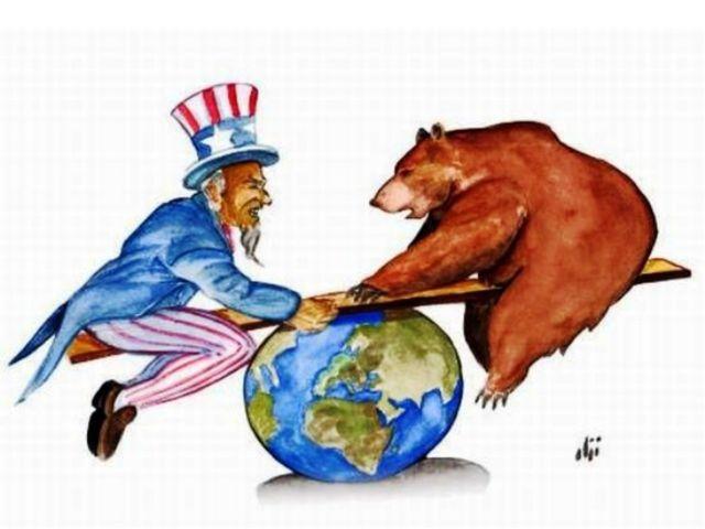 В Европе и Америке Растет непонятная истерика И страх относительно всех рече...