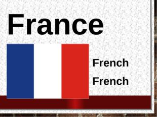 France French French