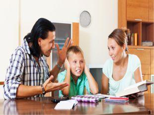 Ошибочная модель воспитания Кроме того, негативно на психику ребенка действую