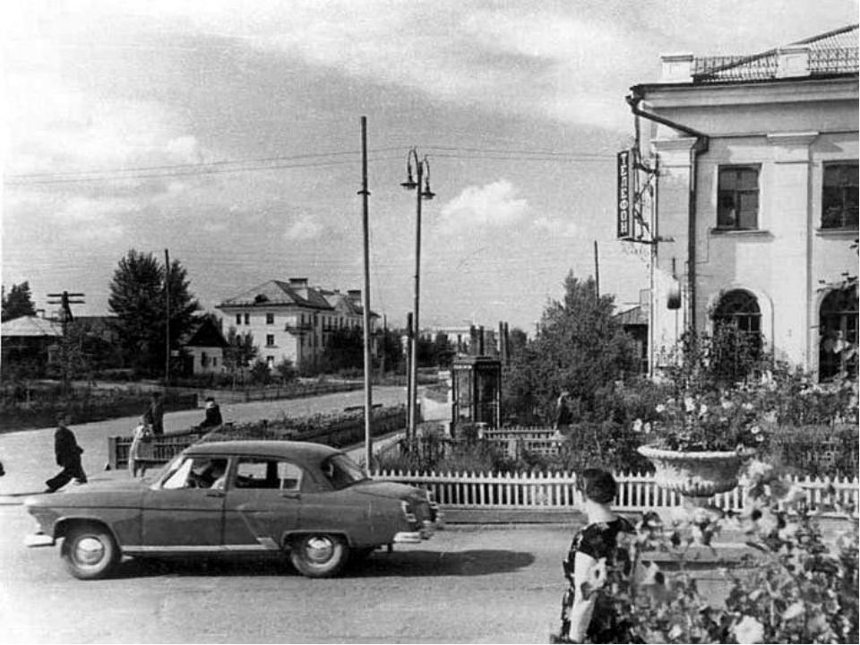 старого фотографии города абакана