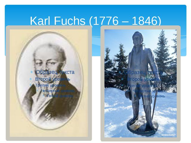 Karl Fuchs (1776 – 1846)