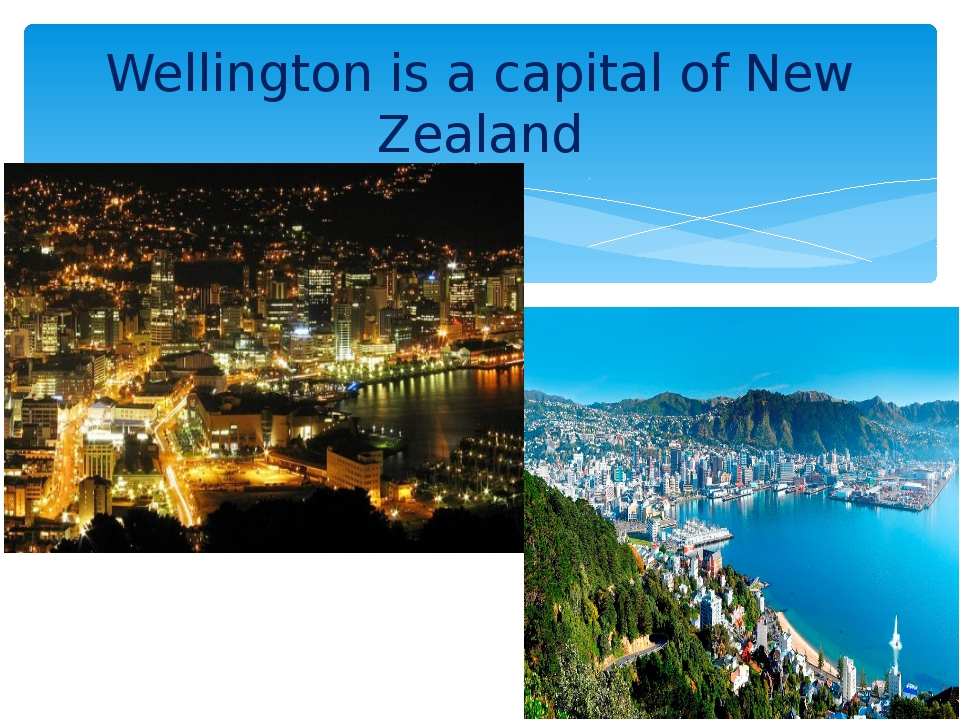 Wellington is a capital of New Zealand