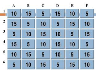 X X X X X X X X X X 10 15 5 15 10 5 15 5 10 5 15 10 5 10 15 10 5 15 15 5 10 1