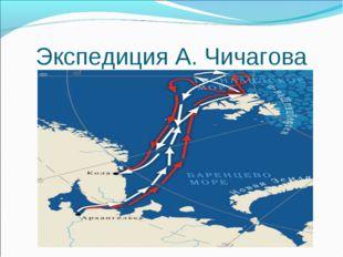 Экспедиция А. Чичагова