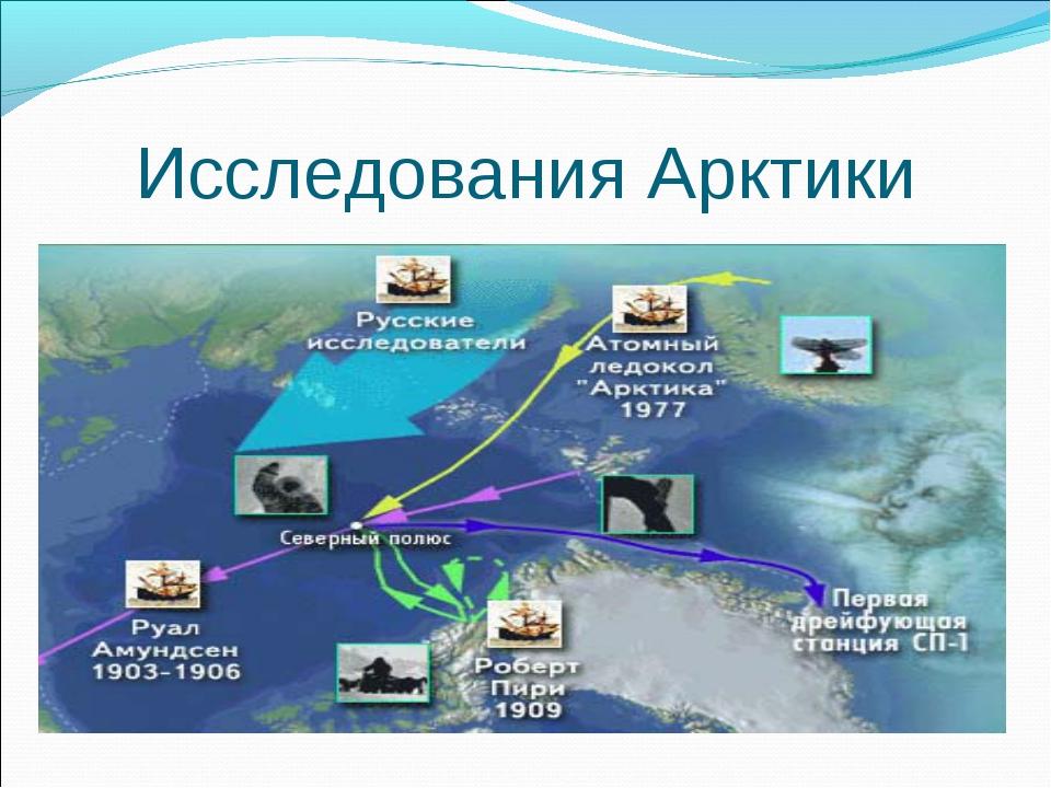 Исследования Арктики