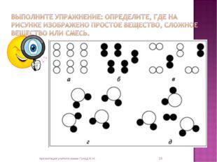 * презентация учителя химии Голод Ж.Н. презентация учителя химии Голод Ж.Н.