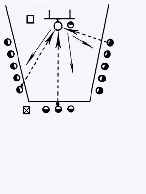 Мяч в кольцо - спортивная игра (описание, правила, рекомендации)