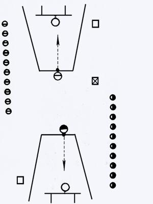 Бросай точнее - спортивная игра (описание, правила, рекомендации)
