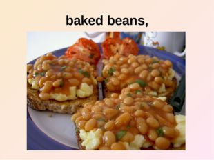 baked beans,