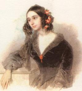 Евдокия Петровна Ростопчина (1811/12-1858) - Фото 3489/17