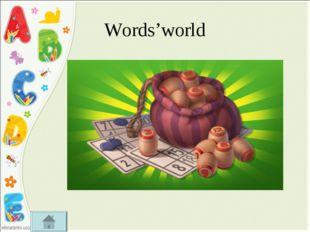 Words'world