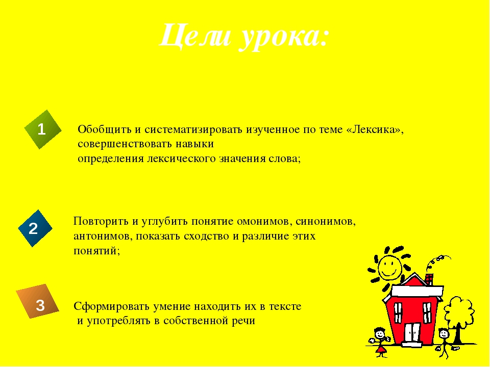 Цели урока: Повторить и углубить понятие омонимов, синонимов, антонимов, пока...