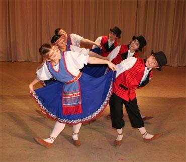 Урок музыки в 1 классе танец