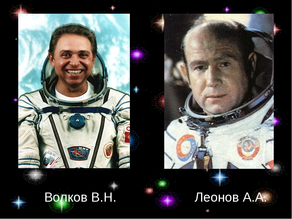 Волков В.Н. Леонов А.А.