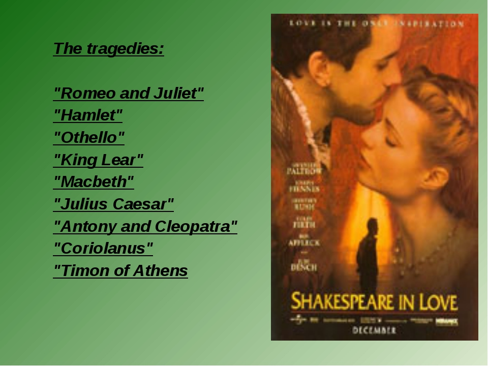 an overview of the main characters in shakespeares romeo and juliet Below is a list of all the characters in romeo & juliet: escalus, prince of verona, paris, a young nobleman, kinsman to the prince, montague & capulet, heads of two houses at variance with each other, lady capulet, wife to capulet.