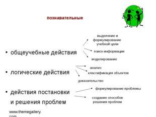 www.themegallery.com общеучебные действия логические действия действия постан