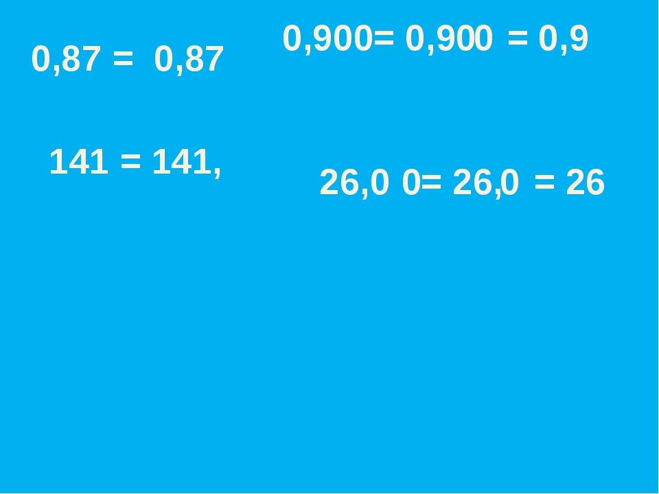 Если в конце десятичной дроби приписать нуль или отбросить нуль, то получится...