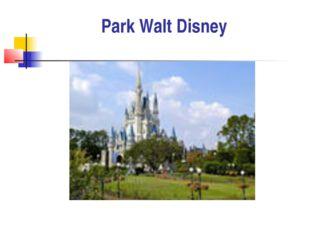 Park Walt Disney