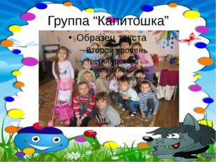 """Группа """"Капитошка"""""""