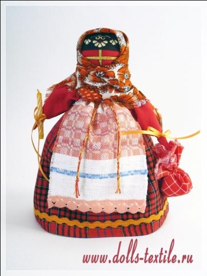 традиционная русская кукла, мастер-класс