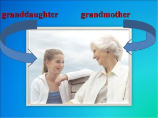 granddaughter grandmother