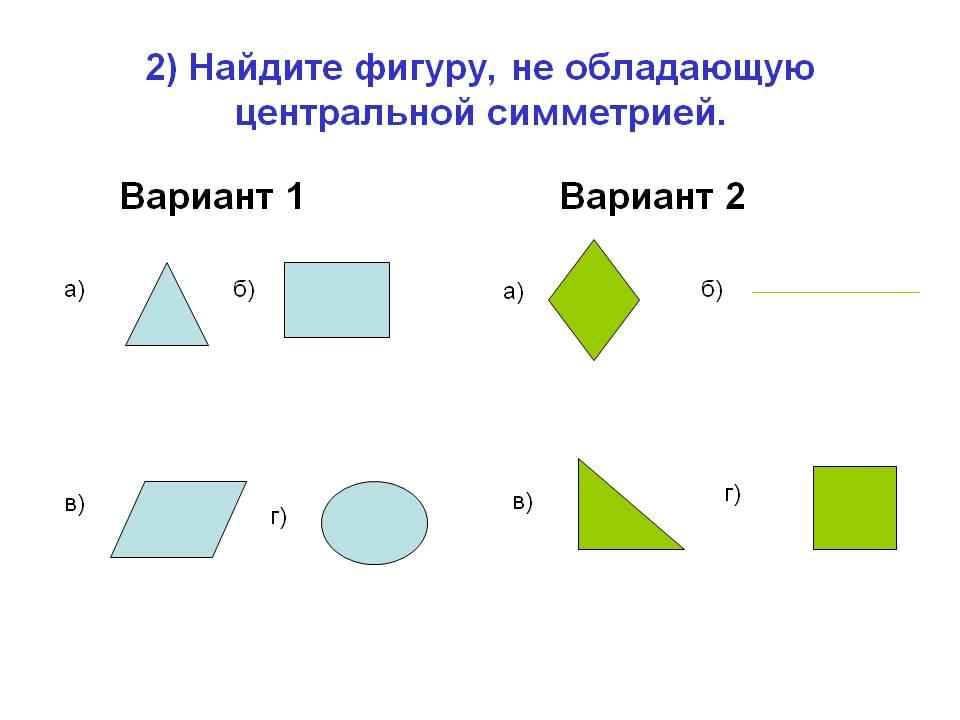 http://900igr.net/datas/geometrija/Osevaja-i-tsentralnaja-simmetrii/0008-008-2-Najdite-figuru-ne-obladajuschuju-tsentralnoj-simmetriej.jpg