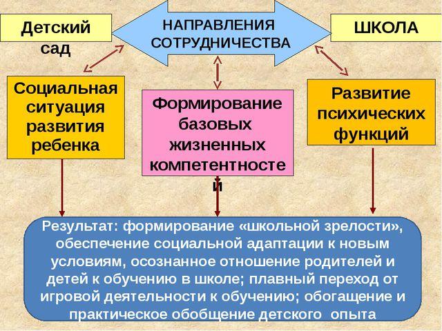 Социальная ситуация развития ребенка Формирование базовых жизненных компетент...