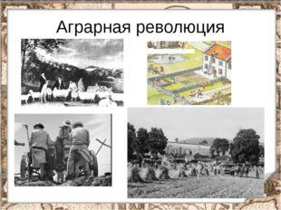 Аграрная революция
